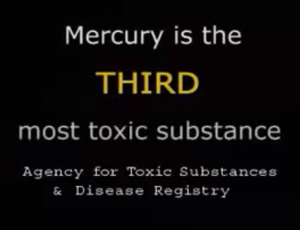 Heavy Metals Detox Mercury